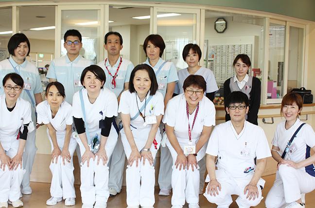 【画像】急性期一般病棟(Ⅲ号館2階)