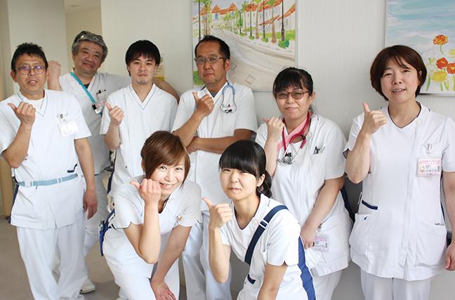 【画像】障がい者病棟(Ⅱ号館2階)