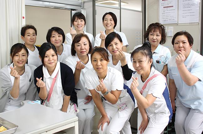 【画像】回復期リハビリテーション病棟(Ⅰ号館)