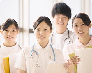 【画像】看護部の紹介イメージ画像