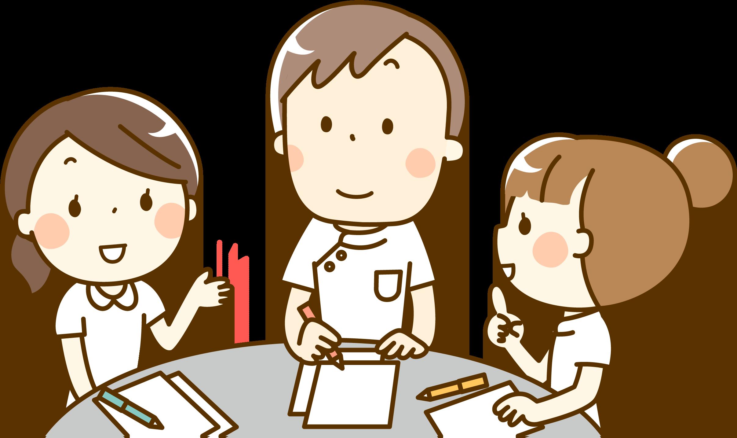 訪問看護師の仕事